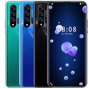 """CELULAR Nowa 7 Pro Smartphone 6.5 """" Tela cheia 8 + 512GB 4800mAh Bateria 13 + 24MP Câmeras Rom Global EUA / UE / Reino Unido / AU Plug Www.DUGEZZU.Com.Br ANTECIPE SUAS COMPRAS DEMORA ALGUNS DIAS PRA VOCE RECEBER FIQUE A VONTADE E BOAS COMPRAS …FRETE GRATIS EMPRESA Facebook.Com/Dugezzurockshop/ QUER VER TODOS OS PRODUTOS ANTES DE COMPRAR Www.Facebook.Com/Dugezzu/Photos_all………. FRETE GRATIS Comprar Em Www.DUGEZZU.Com.Br Ou No Seu CELULAR Ou AQUI Na LOJA"""