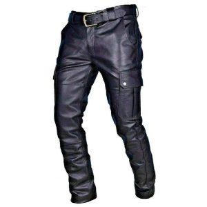 CALÇA  Estilo de calça jeans de couro grosso preto dos homens Calças longas Calças de couro da motocicleta Www.DUGEZZU.Com.Br Boas Compras ANTECIPE SUAS COMPRAS DEMORA ALGUNS DIAS PRA VOCE RECEBER FIQUE A VONTADE E BOAS COMPRAS…FRETE GRATIS…ENTREGAMOS EM SEU CONFORTO Ou ONDE VC INDICAR EM TODO LUGAR BASTA VOCE SE CADASTRAR aqui Www.DUGEZZU.Com.Br na LOJA VIRTUAL…. EMPRESA facebook.com/dugezzurockshop…   QUER VER TODOS OS PRODUTOS ANTES DE COMPRAR  www.facebook.com/dugezzu/photos_all………. FRETE GRATIS Comprar Em Www.DUGEZZU.Com.Br Ou No Seu CELULAR Ou AQUI Na LOJA digite O PRIMEIRO NOME DO PRODUTO DESEJADO Por Exemplo (CELULAR)