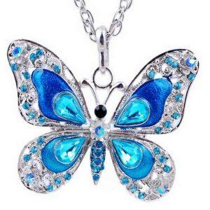 Colar de borboleta Acessórios de jóias de borboleta Popular Hip Esmalte de cristal Pingente de borboleta Colar longo Cadeia de jóias Mulheres Www.DUGEZZU.Com.Br Boas Compras ANTECIPE SUAS COMPRAS DEMORA ALGUNS DIAS PRA VOCE RECEBER FIQUE A VONTADE E BOAS COMPRAS …FRETE GRATIS ENTREGAMOS EM SEU ENDEREÇO EM SEU CONFORTO Ou ONDE VC INDICAR EM TODO LUGAR  EMPRESA  DUGEZZU.com.br… QUER VER TODOS OS PRODUTOS ANTES DE COMPRAR  www.facebook.com/dugezzu/photos_all………. FRETE GRATIS Comprar Em Www.DUGEZZU.Com.Br Ou No Seu CELULAR Ou AQUI Na LOJA digite O PRIMEIRO NOME DO PRODUTO DESEJADO Por Exemplo (CELULAR)