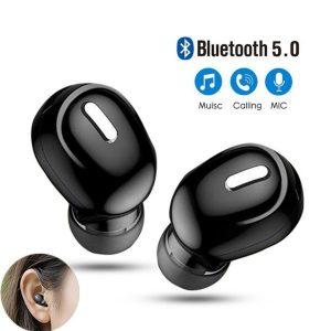 FONE DE OUVIDO NEW Mini In-Ear Bluetooth 5.0 Earphone HiFi Wireless Headset With Mic Sports Earbuds Handsfree Stereo Sound Headphones Www.DUGEZZU.Com.Br Boas Compras ANTECIPE SUAS COMPRAS DEMORA ALGUNS DIAS PRA VOCE RECEBER FIQUE A VONTADE E BOAS COMPRAS…FRETE GRATIS…ENTREGAMOS EM SEU CONFORTO Ou ONDE VC INDICAR EM TODO LUGAR BASTA VOCE SE CADASTRAR aqui Www.DUGEZZU.Com.Br na LOJA VIRTUAL…. EMPRESA facebook.com/dugezzurockshop…   QUER VER TODOS OS PRODUTOS ANTES DE COMPRAR  www.facebook.com/dugezzu/photos_all………. FRETE GRATIS Comprar Em Www.DUGEZZU.Com.Br Ou No Seu CELULAR Ou AQUI Na LOJA digite O PRIMEIRO NOME DO PRODUTO DESEJADO Por Exemplo (CELULAR)