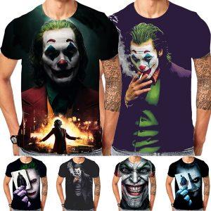 CAMISA IV Nova moda masculina t shirt Sketch the clown 3D impressa T Shirt Men Joker Face Casual O-pescoço camiseta masculina Clown manga curta piada tops    CAMISETA TOM T-shirt de mangas curtas com mangas curtas unissex mais recentes da moda em 3D impresso em 3D Harley Quinn    Www.DUGEZZU.Com.Br  A SUA LOJA VIRTUAL ALTERNATIVA NA INTERNET ACESSE E BOAS COMPRAS, AGORA COM PAGSEGURO ANTECIPE SUAS COMPRAS DEMORA ALGUNS DIAS PRA VOCE RECEBER FIQUE A VONTADE E BOAS COMPRAS …FRETE GRATIS EMPRESA – FONE/ZAP 67 9999-9-5555 Facebook.Com/Dugezzurockshop/ QUER VER TODOS OS PRODUTOS ANTES DE COMPRAR www.facebook.com/dugezzu/photos_all ………. FRETE GRATIS FAÇA SUA COMPRA AGORA Ou No Seu CELULAR Ou AQUI Na LOJA https://pagseguro.uol.com.br/operations/charging.jhtml……..
