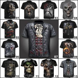 CAMISETA TMM Mens engraçadas crânio 3d impresso camisetas manga curta tops casual streetwear    Www.DUGEZZU.Com.Br  A SUA LOJA VIRTUAL ALTERNATIVA NA INTERNET ACESSE E BOAS COMPRAS, AGORA COM PAGSEGURO ANTECIPE SUAS COMPRAS DEMORA ALGUNS DIAS PRA VOCE RECEBER FIQUE A VONTADE E BOAS COMPRAS …FRETE GRATIS EMPRESA – FONE/ZAP 67 9999-9-5555 Facebook.Com/Dugezzurockshop/ QUER VER TODOS OS PRODUTOS ANTES DE COMPRAR www.facebook.com/dugezzu/photos_all ………. FRETE GRATIS FAÇA SUA COMPRA AGORA Ou No Seu CELULAR Ou AQUI Na LOJA https://pagseguro.uol.com.br/operations/charging.jhtml……..