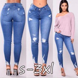 Moda feminina casual jeans rasgado jeans feminino calças stretch S-3XLModa feminina casual jeans rasgado jeans feminino calças stretch S-3XL    Www.DUGEZZU.Com.Br  A SUA LOJA VIRTUAL ALTERNATIVA NA INTERNET ACESSE E BOAS COMPRAS, AGORA COM PAGSEGURO ANTECIPE SUAS COMPRAS DEMORA ALGUNS DIAS PRA VOCE RECEBER FIQUE A VONTADE E BOAS COMPRAS …FRETE GRATIS EMPRESA – FONE/ZAP 67 9999-9-5555 Facebook.Com/Dugezzurockshop/ QUER VER TODOS OS PRODUTOS ANTES DE COMPRAR www.facebook.com/dugezzu/photos_all ………. FRETE GRATIS FAÇA SUA COMPRA AGORA Ou No Seu CELULAR Ou AQUI Na LOJA https://pagseguro.uol.com.br/oper…/charging.jhtml……..