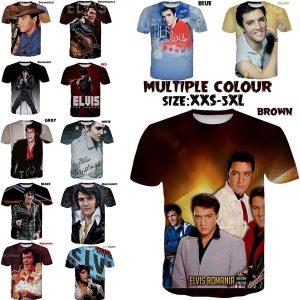 CAMISETA TDM T-shirt 3D masculina e feminina de Elvis, o novo rei da música pop rock, impresso, casual, moda, engraçado, hip-hop, camiseta de manga curta    Www.DUGEZZU.Com.Br  A SUA LOJA VIRTUAL ALTERNATIVA NA INTERNET ACESSE E BOAS COMPRAS, AGORA COM PAGSEGURO ANTECIPE SUAS COMPRAS DEMORA ALGUNS DIAS PRA VOCE RECEBER FIQUE A VONTADE E BOAS COMPRAS …FRETE GRATIS EMPRESA – FONE/ZAP 67 9999-9-5555 DUGEZZU.com.br QUER VER TODOS OS PRODUTOS ANTES DE COMPRAR www.facebook.com/dugezzu/photos_all ………. FRETE GRATIS FAÇA SUA COMPRA AGORA Ou No Seu CELULAR Ou AQUI Na LOJA https://pagseguro.uol.com.br/operations/charging.jhtml……..