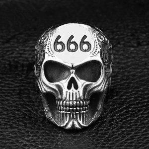 ANEL VM Diabo de aço inoxidável Figura 666 Crânio Anel Gótico Punk Men Biker Jóias    Www.DUGEZZU.Com.Br  A SUA LOJA VIRTUAL ALTERNATIVA NA INTERNET ACESSE E BOAS COMPRAS, AGORA COM PAGSEGURO ANTECIPE SUAS COMPRAS DEMORA ALGUNS DIAS PRA VOCE RECEBER FIQUE A VONTADE E BOAS COMPRAS …FRETE GRATIS EMPRESA – FONE/ZAP 67 9999-9-5555 Facebook.Com/Dugezzurockshop/ QUER VER TODOS OS PRODUTOS ANTES DE COMPRAR                                                                                                www.facebook.com/dugezzu/photos_all ………. FRETE GRATIS FAÇA SUA COMPRA AGORA Ou No Seu CELULAR Ou AQUI Na LOJA                            https://pagseguro.uol.com.br/oper…/charging.jhtml……..