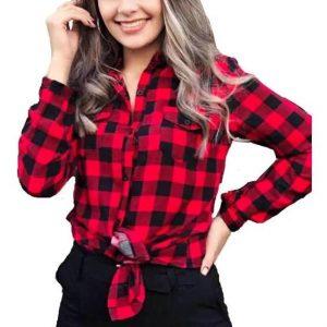 Novo  |  2278 vendidos Camisa TAM Xadrez Feminina Em Viscose Blusa Com Bolsos    WWW.DUGEZZU.Com.Br A SUA LOJA VIRTUAL ALTERNATIVA NA INTERNET ACESSE E BOAS COMPRAS, AGORA COM PAGSEGURO ANTECIPE SUAS COMPRAS DEMORA ALGUNS DIAS PRA VOCE RECEBER FIQUE A VONTADE E BOAS COMPRAS …
