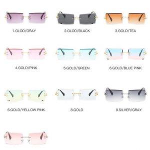 Óculos AM de sol sem armação da moda para mulheres óculos de sol de grife óculos de sol gradiente lentes de corte femininas óculos de metal sem moldura UV400 Www.DUGEZZU.Com.Br boas compra………. FRETE GRATIS instagram.com/dugezzu A SUA LOJA VIRTUAL ALTERNATIVA NA INTERNET ACESSE E BOAS COMPRAS, AGORA COM PAGSEGURO ANTECIPE SUAS COMPRAS…FRETE GRATIS Comprar em www.DUGEZZU.com.br ou no seu CELULAR  zap 67 9999-9-5555 ou AQUI na LOJA Facebook.Com/Dugezzurockshop/ QUER VER TODOS OS PRODUTOS ANTES DE COMPRAR                                                                                                www.facebook.com/dugezzu/photos_all ………. FRETE GRATIS
