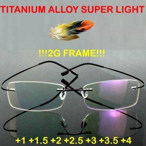 OCULOS 2g de titânio !! super leve óculos ópticos armação sem aro ultra leve óculos de leitura +1 +1.5 +2 +2.5 +3 +3.5 +4 Www.DUGEZZU.Com.Br boas compra………. FRETE GRATIS instagram.com/dugezzu A SUA LOJA VIRTUAL ALTERNATIVA NA INTERNET ACESSE E BOAS COMPRAS, AGORA COM PAGSEGURO ANTECIPE SUAS COMPRAS…FRETE GRATIS Comprar em www.DUGEZZU.com.br ou no seu CELULAR  zap 67 9999-9-5555 ou AQUI na LOJA Facebook.Com/Dugezzurockshop/ QUER VER TODOS OS PRODUTOS ANTES DE COMPRAR                                                                                                www.facebook.com/dugezzu/photos_all ………. FRETE GRATIS