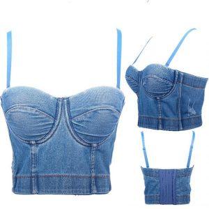 BUSTIE UVM  feminina jeans corpete sutiã Bralette espartilho colete recorte blusa alças espaguete punk clube  Www.DUGEZZU.Com.Br boas compra………. FRETE GRATIS instagram.com/dugezzu A SUA LOJA VIRTUAL ALTERNATIVA NA INTERNET ACESSE E BOAS COMPRAS, AGORA COM PAGSEGURO ANTECIPE SUAS COMPRAS…FRETE GRATIS Comprar em www.DUGEZZU.com.br ou no seu CELULAR  zap 67 9999-9-5555 ou AQUI na LOJA Facebook.Com/Dugezzurockshop/ QUER VER TODOS OS PRODUTOS ANTES DE COMPRAR                                                                                                www.facebook.com/dugezzu/photos_all ………. FRETE GRATIS