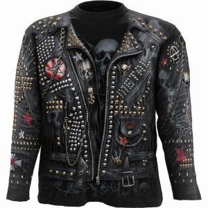 Camiseta TBM masculina manga longa estilo gótico punk rock engraçado crânio streetwear hip pop tops camiseta S-3XL  Www.DUGEZZU.Com.Br boas compra………. FRETE GRATIS instagram.com/dugezzu A SUA LOJA VIRTUAL ALTERNATIVA NA INTERNET ACESSE E BOAS COMPRAS, AGORA COM PAGSEGURO ANTECIPE SUAS COMPRAS…FRETE GRATIS Comprar em www.DUGEZZU.com.br ou no seu CELULAR  zap 67 9999-9-5555 ou AQUI na LOJA Facebook.Com/Dugezzurockshop/ QUER VER TODOS OS PRODUTOS ANTES DE COMPRAR                                                                                                www.facebook.com/dugezzu/photos_all ………. FRETE GRATIS