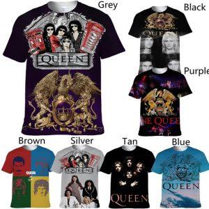 CAMISETA QUEEN New Fashion Rock Band QUEEN Tees 3D Print T Shirt Unissex Casual Street Tops  Www.DUGEZZU.Com.Br boas compra………. FRETE GRATIS instagram.com/dugezzu A SUA LOJA VIRTUAL ALTERNATIVA NA INTERNET ACESSE E BOAS COMPRAS, AGORA COM PAGSEGURO ANTECIPE SUAS COMPRAS…FRETE GRATIS Comprar em www.DUGEZZU.com.br ou no seu CELULAR  zap 67 9999-9-5555 ou AQUI na LOJA Facebook.Com/Dugezzurockshop/ QUER VER TODOS OS PRODUTOS ANTES DE COMPRAR                                                                                                www.facebook.com/dugezzu/photos_all ………. FRETE GRATIS