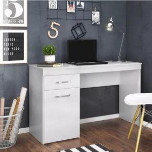 Novo  |  8775 vendidos Escrivaninha 1 Porta Vitória Demóbile Branco Ba
