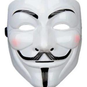 Novo     491 vendidos OM Mascara V De Vingança – Fantasia Anonymous – Cosplay  Www.DUGEZZU.Com.Br boas compras ……FRETE GRATIS    EMPRESA   Facebook.Com/Dugezzurockshop/ A SUA LOJA VIRTUAL ALTERNATIVA NA INTERNET ACESSE E BOAS COMPRAS, PODE COMPRAR COM PAGSEGURO, PIX, Ou No Seu CELULAR, Ou AQUI Na LOJA digite O PRIMEIRO NOME DO PRODUTO DESEJADO Por Exemplo (CELULAR) ANTECIPE SUAS COMPRAS…FRETE GRATIS Comprar em www.DUGEZZU.com.br ou no seu CELULAR  zap 67 9999-9-5555 ou DUGEZZU.com.br QUER VER TODOS OS PRODUTOS ANTES DE COMPRAR   https://www.facebook.com/dugezzu/photos_by ………. FRETE GRATIS